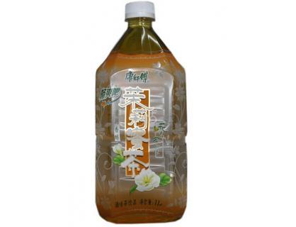 thé prêt étiquette de la bouteille